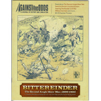 Against the Odds Volume IV Nr. 1 - Bittereinder (A journal of history and simulation en VO) 001