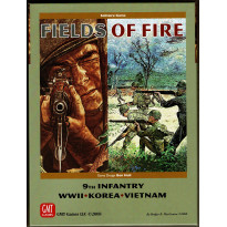 Fields of Fire - Solitaire Game (wargame de GMT Games en VO)