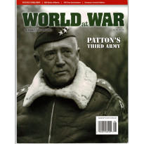 World at War N° 43 - Patton's Third Army (Magazine wargames World War II en VO) 001