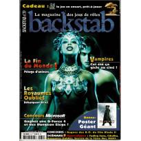 Backstab N° 39 (le magazine des jeux de rôles) 003