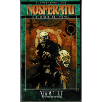 Le Cycle des Clans 13 - Nosferatu (Roman Vampire La Mascarade en VF)