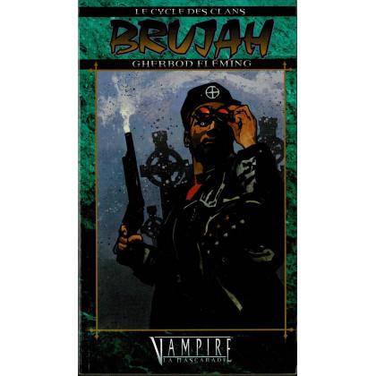 Le Cycle des Clans 11 - Brujah (Roman Vampire La Mascarade en VF) 001