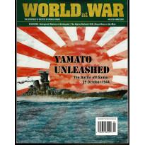 World at War N° 46 - Yamato Unleashed (Magazine wargames World War II en VO)