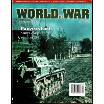 World at War N° 45 - Panzers East - Solitaire (Magazine wargames World War II en VO) 001