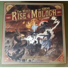 The World of SMOG - Rise of Moloch (Jeu de plateau de CMON en VO)