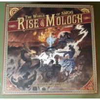 The World of SMOG - Rise of Moloch (Jeu de plateau de CMON en VO) 001