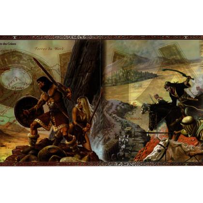Conan d20 System - Ecran du Maître de Jeu (jdr d'Ubik en VF) 015