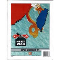 Next War - Series Supplement Nr. 1 (wargame ziploc de GMT en VO)