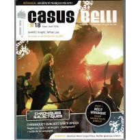 Casus Belli N° 18 (magazine de jeux de rôle - Editions BBE)