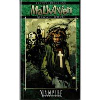 Le Cycle des Clans 9 - Malkavien (Roman Vampire La Mascarade en VF)