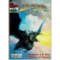 Dragon Magazine N° 30 (L'Encyclopédie des Mondes Imaginaires)