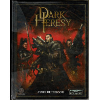 Dark Heresy - Core Rulebook (jdr de Black Industries en VO) 001