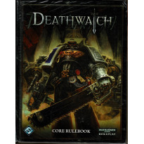 Deathwatch - Core Rulebook (jdr de Fantasy Flight Games en VO) 002
