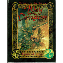 The Way of the Dragon (jdr Legend of the Five Rings en VO) 001