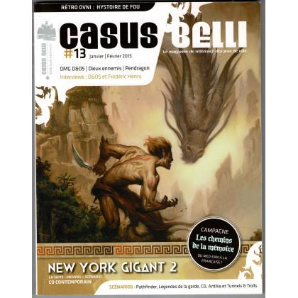 Casus Belli N° 13 (magazine de jeux de rôle - Editions BBE) 006
