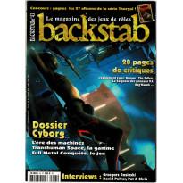Backstab N° 43 (le magazine des jeux de rôles) 005