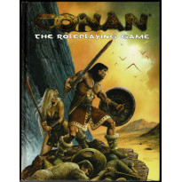 Conan - The Roleplaying Game (jdr d20 System en VO) 001