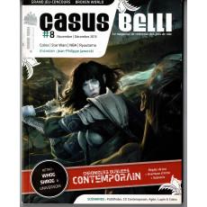Casus Belli N° 8 (magazine de jeux de rôle - Editions BBE)