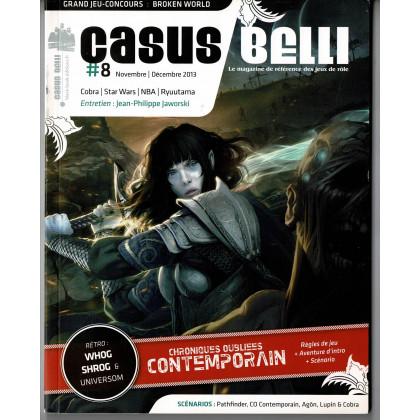 Casus Belli N° 8 (magazine de jeux de rôle - Editions BBE) 007