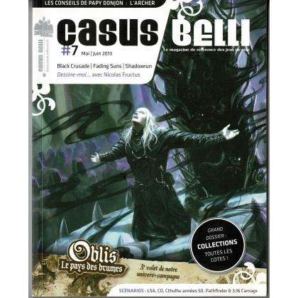Casus Belli N° 7 (magazine de jeux de rôle - Editions BBE) 006