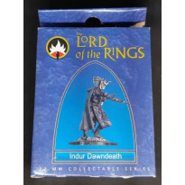 Indur Dawndeath (The Lord of the Rings 32 mm Collectable Series en VO)
