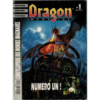 Dragon Magazine N° 1 (L'Encyclopédie des Mondes Imaginaires) 005