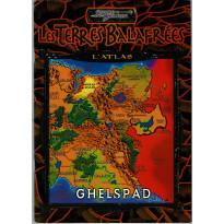 Les Terres Balafrées - L'Atlas (jdr Sword & Sorcery en VF)