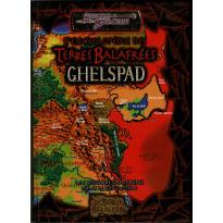 L'Encyclopédie des Terres Balafrées - Ghelspad (jdr Sword & Sorcery en VF)