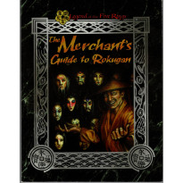 The Merchant's Guide to Rokugan (jdr Legend of the Five Rings en VO)