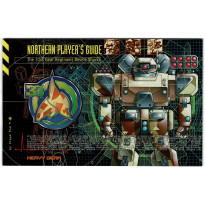 Northern Player's Guide (jdr Heavy Gear en VO) 001