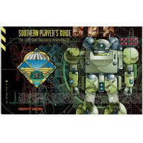 Southern Player's Guide (jdr & figurines Heavy Gear en VO)