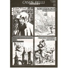 Casus Belli N° 63 - Encart de scénarios (Premier magazine des jeux de simulation)