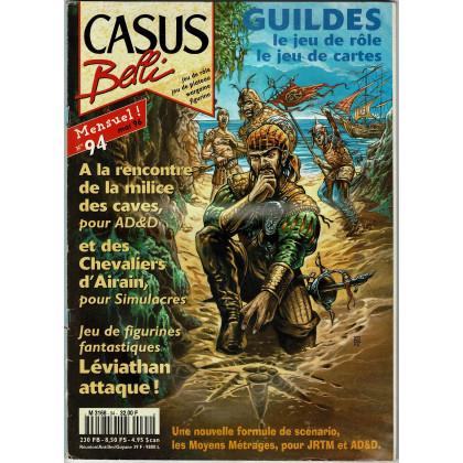 Casus Belli N° 94 (magazine de jeux de rôle) 010