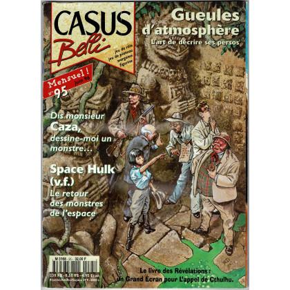 Casus Belli N° 95 (magazine de jeux de rôle) 010