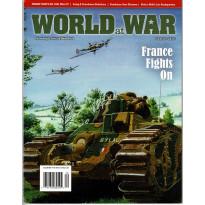 World at War N° 39 - France Fights On (Magazine wargames World War II en VO)