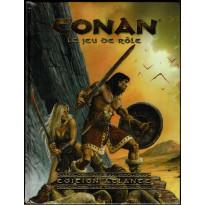 "Conan - Livre de base ""Edition atlante"" (jdr d20 System en VF)"