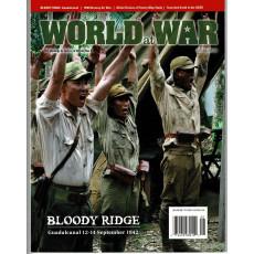 World at War N° 37 - Bloody Ridge 1942 (Magazine wargames World War II en VO)