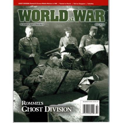 World at War N° 38 - Rommel's Ghost Division (Magazine wargames World War II en VO) 001