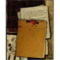 Pavillon Noir - Ecran de Jeu (jdr 2e édition de BBE en VF)