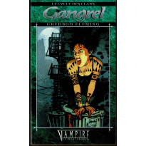 Le Cycle des Clans 3 - Gangrel (Roman Vampire La Mascarade en VF)