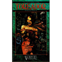 Le Cycle des Clans 1 - Toreador (Roman Vampire La Mascarade en VF)