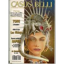 Casus Belli N° 59 (premier magazine des jeux de simulation) 010