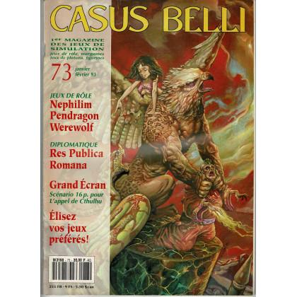 Casus Belli N° 73 (1er magazine des jeux de simulation) 010