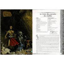 Les Terres Balafrées - Ecran du Maître de Jeu (jdr Sword & Sorcery en VF)