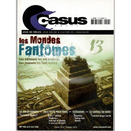 Casus Belli N° 13 (magazine de jeux de rôle 2e édition) 006