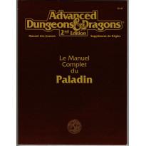 Le Manuel Complet du Paladin (jdr AD&D 2e édition en VF)