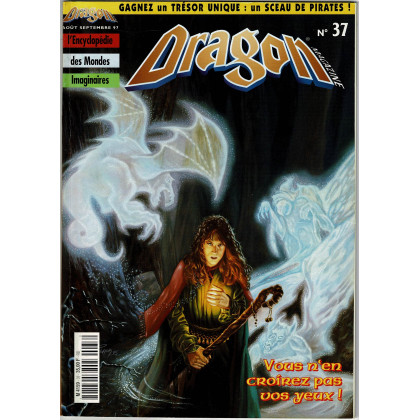 Dragon Magazine N° 37 (L'Encyclopédie des Mondes Imaginaires) 007