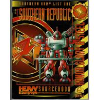 Southern Republic - Honor, Glory & Steel (jdr Heavy Gear en VO)