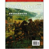 Strategy & Tactics N° 284 - Shenandoah (magazine de wargames en VO)