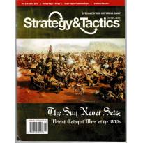 Strategy & Tactics N° 274 - The Sun Never Sets - Special Edition (magazine de wargames en VO)